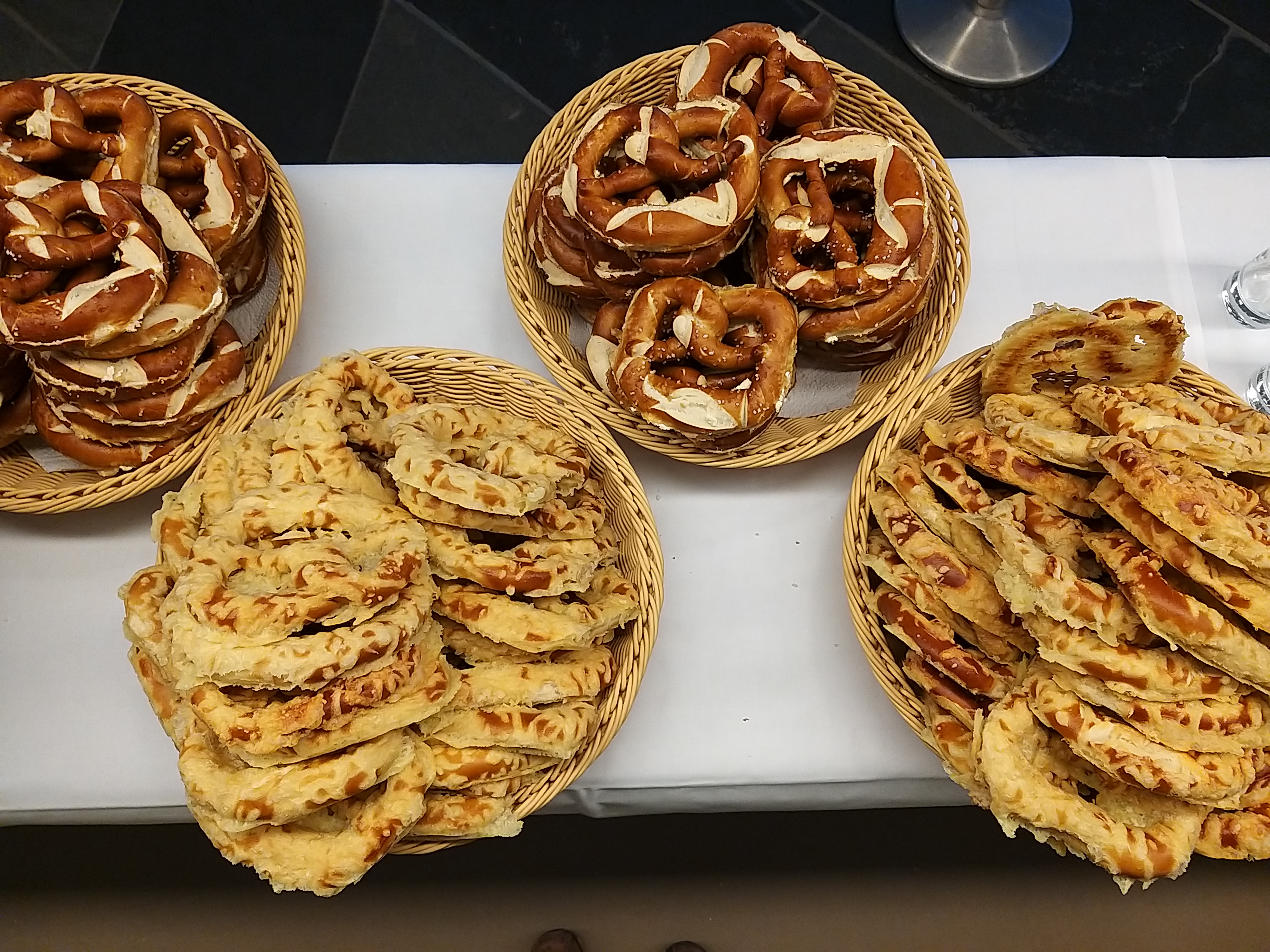 BrezelBar-Lieferservice und Catering