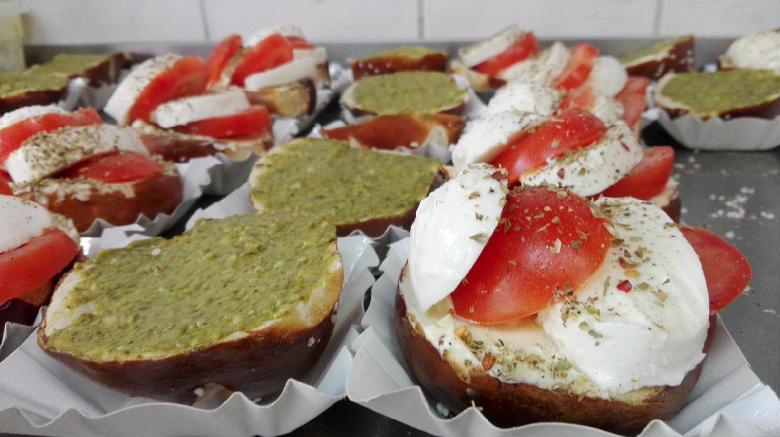 BREZELBAR-Catering